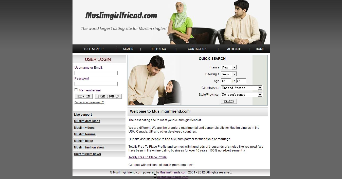 Muslimgirlfriend.com