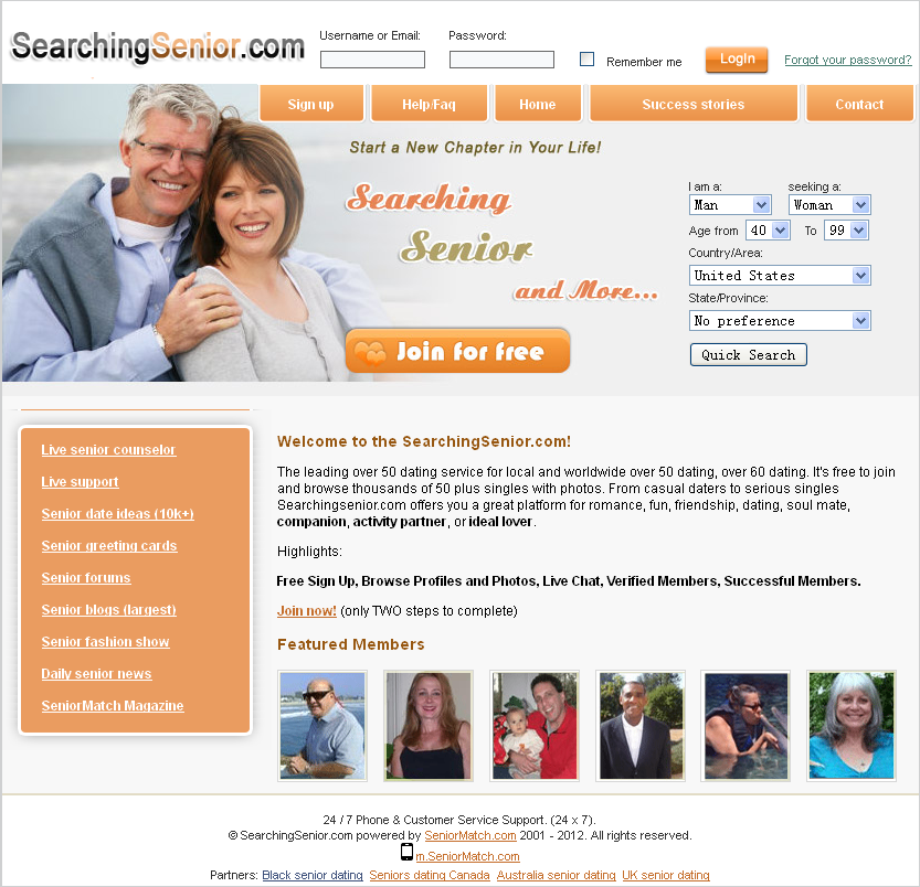 SearchingSenior.com