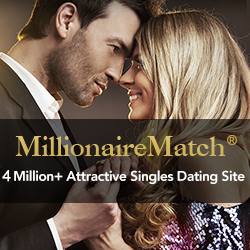 MillionaireMatch.com - the best dating site for sexy, successful singles!