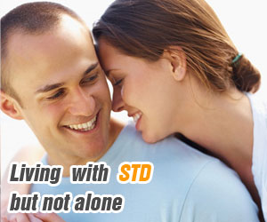 anonymous STD dating site!